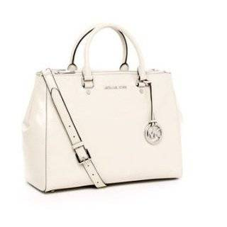Michael Michael Kors Bedford Large Dressy Tote, Vanilla Clothing
