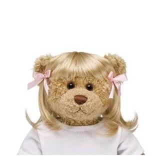 Build A Bear Workshop Blonde Wig Toys & Games