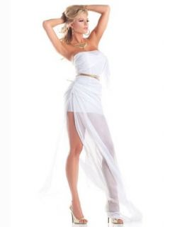 Lovely Aphrodite Greek Goddess Costume   MEDIUM/LARGE: Clothing