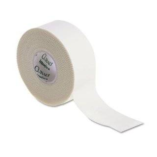 """Curad�   Medfix Waterproof Tape, 1"""" x 10 yards, White, 12/Box   Sold As 1 Box   Ideal for general taping needs and outpatient use.: Everything Else"""
