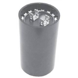 Motor Start Capacitor � AC Electrolytic 21 25UF 250VAC .250 Inch Quick Connect Terminals: Industrial & Scientific