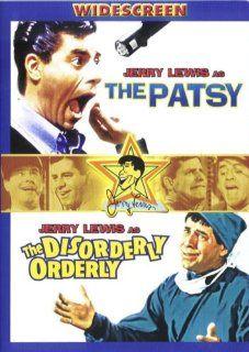 Jerry Lewis Double Feature   The Patsy / The Disorderly Orderly Jerry Lewis, Kathleen Freeman, Susan Oliver, Glenda Farrell, Everett Sloane, Karen Sharpe, Frank Tashlin Movies & TV