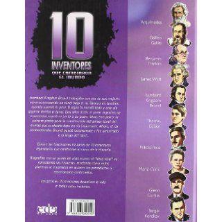 10 Inventores Que Cambiaron el Mundo  10 Inventors Who Changed the World (10Que Cambiaron el Mundo) (Spanish Edition) Clive Gifford, David Cousens 9788496609440 Books