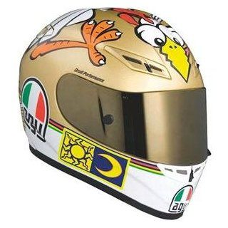 AGV GP Tech Rossi Chicken Helmet   Medium/Chicken: Automotive