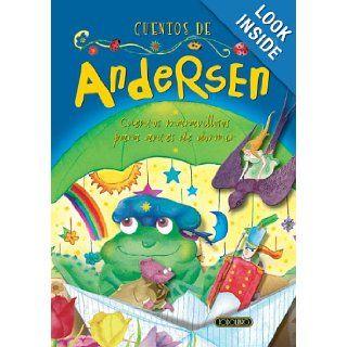 Cuentos de Andersen (Cuentos maravillosos para antes de dormir) (Spanish Edition): Hans Christian Andersen: 9788484261322: Books
