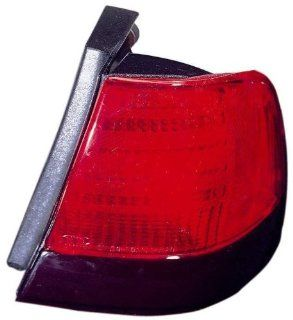 Depo 331 1955R US Ford Thunderbird Passenger Side Replacement Taillight Unit without Bulb: Automotive