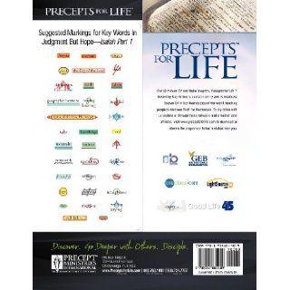 Precepts for Life Study Companion: Judgment But Hope (Isaiah Part 1): Kay Arthur: 9781934884409: Books