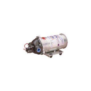 SHURflo On Demand Diaphragm Pump   1/2in. Ports, 180 GPH, 12 Volt Motor, Mode: Power Water Pumps: Industrial & Scientific