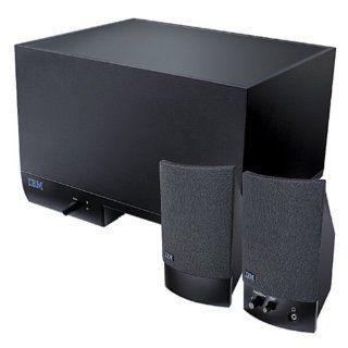 Altec Lansing IBM345 Computer Speakers (3 Piece) Electronics