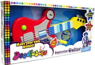 Doodle Bops Guitar Toy    Doodlebops Guitar Toy: Toys & Games