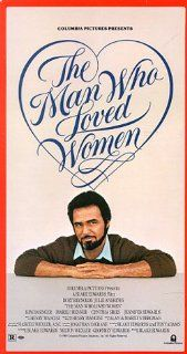Man Who Loved Women [VHS] Burt Reynolds, Julie Andrews, Kim Basinger, Marilu Henner, Cynthia Sikes, Jennifer Edwards, Sela Ward, Ellen Bauer, Denise Crosby, Tracy Vaccaro, Barry Corbin, Ben Powers, Shelly Manne, Don Menza, Jimmy Rowles, Andrew Simpkins, J