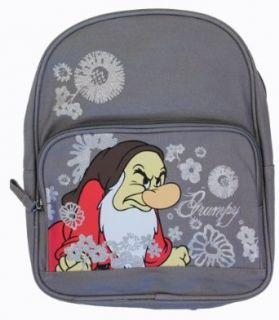 Grumpy Dwarf Small Backpack   Disney's Snow White Kids School Bag Clothing