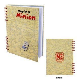 Despicable Me One in a Minion Journal: Everything Else