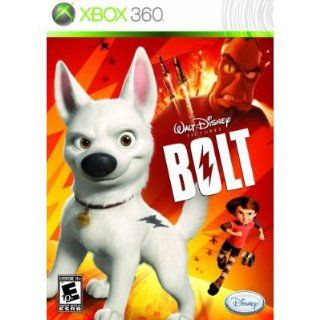 DISNEY Bolt Game for XBOX 360: Video Games