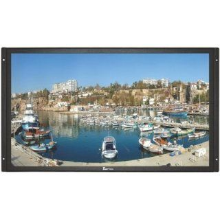 Tview Trp25 25 Tft Lcd Widescreen Car Monitor W/ Wireless Remote: Car Electronics