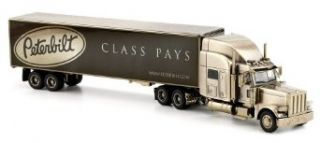 Norscot Peterbilt 379 Truck Commemorative Bronze Model 1:50 scale: Toys & Games