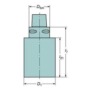 Sandvik Coromant   C4 391.50 80 120 B   Coromant Capto Blank: Home Improvement