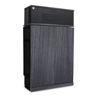Klipsch Klipschorn Three Way Speaker System with Klipsch's Legendary Folded Horn Driver (Black) Electronics