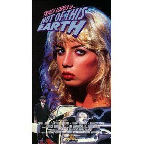 Not of This Earth [VHS]: Traci Lords, Arthur Roberts, Lenny Juliano, Ace Mask, Roger Lodge, Rebecca Perle, Michael DeLano, Becky LeBeau, Monique Gabrielle, Roxanne Kernohan, Ava Cadell, Cynthia Thompson, Jim Wynorski, Murray Miller, Roger Corman, Charles B