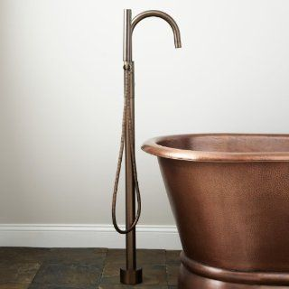 Alvey Freestanding Tub Faucet and Hand Shower: Home Improvement