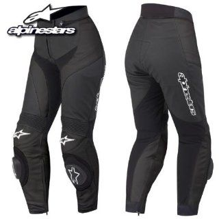 Alpinestars GP Plus Leather Pants , Distinct Name Black, Size Modifier Long, Size 44, Gender Mens/Unisex, Primary Color Black, Apparel Material Leather 3121112 10 44 Sports & Outdoors