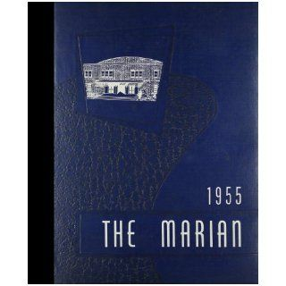 (Reprint) 1955 Yearbook St. Mary's Colgan High School, Pittsburg, Kansas St. Mary's Colgan High School 1955 Yearbook Staff Books