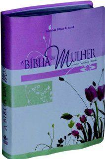 Women's Portuguese Study Bible: Bible Society of Brazil: 9788531112157: Books