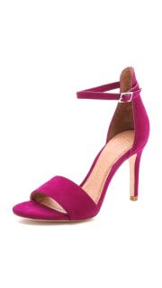 Joie Jaclyn Ankle Strap Suede Sandals