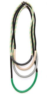 Orly Genger by Jaclyn Mayer Coronet Necklace Set