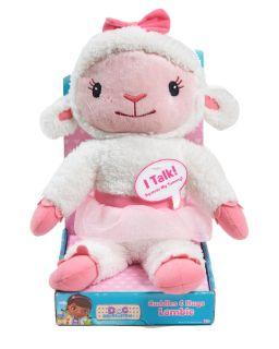 Disney Doc McStuffins Beanbag Plush   Lambie   Toys & Games   Stuffed Animals & Plush   Interactive Plush