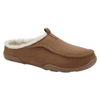 Route 66 Mens Jordan Trapper Moc Slipper   Tan   Clothing, Shoes & Jewelry   Mens   Mens Shoes   Mens Slippers