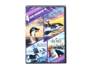 4 Film Favorites: Free Willy 1 4 (4FF) (DVD / NTSC)