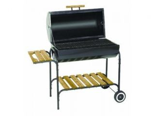 Kay Home Products Barrel Charcoal Grill 20530DI