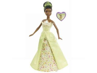 Disney Princess Birthday Wishes Tiana Doll Sings Happy Birthday with Ring