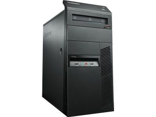 Lenovo ThinkCentre M82 3302F2U Desktop Computer   Intel Core i5 i5 3470 3.2GHz   Tower   Business Black
