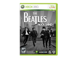 The Beatles: Rock Band   Software Only Xbox 360 Game EA