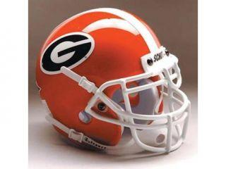 Georgia Bulldogs Authentic Mini Helmet