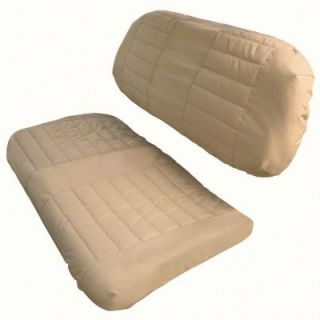 Golf Car Seat Cover, Sand Padded 72612