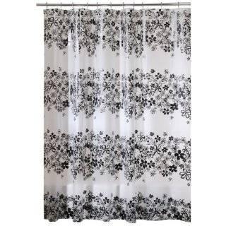 Design Ada Stall Size Shower Curtain, Blue/Green, 54 Inch X 78 Inch