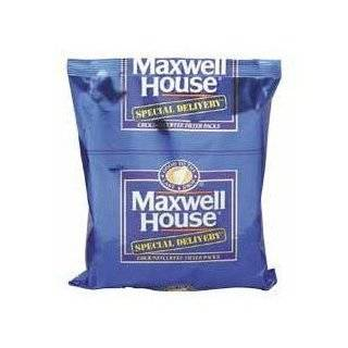 Maxwell House Coffee Special Delivery   42 Filter Packs 1.2 oz Sold as