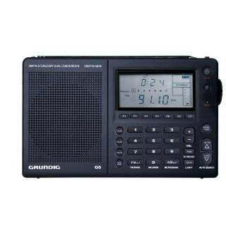 ETON G5 AM/FM / Shortwave Portable Radio with SSB (Single Side Band)