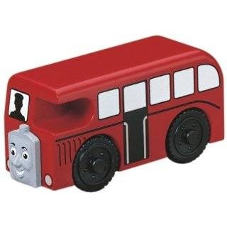 New BERTIE THE BUS Thomas & Friends Wooden Train LOOSE ITEM soon to