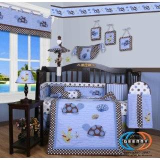 Baby Doll Bedding Gingham Port a Crib Bedding Set, Rocking