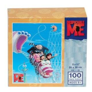 Despicable Me: Minions 100 Piece Jigsaw Puzzle: Toys & Games