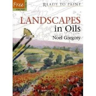 Landscapes in Oils (How to Paint) (9781844484201) David Crane Books