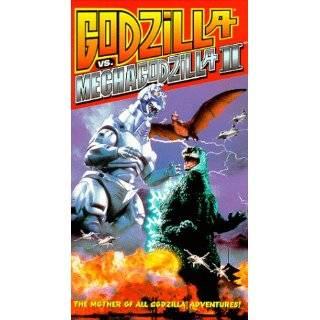 Godzilla Vs. Space Godzilla [VHS] Megumi Odaka, Jun