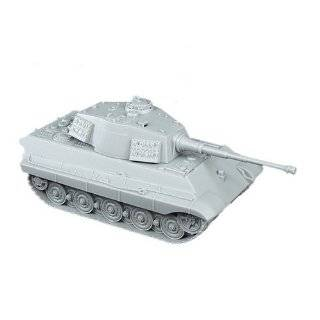 32 Scale Toy Tank for 54mm Army Men Soldier Figures: Toys & Games